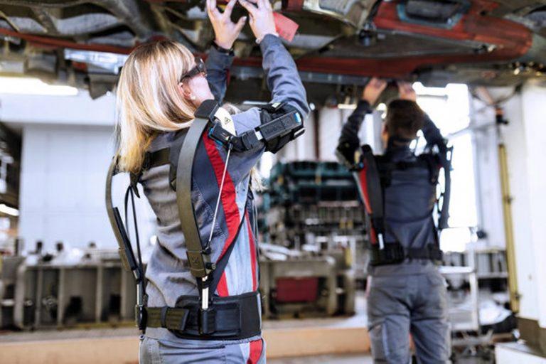 Főbb exoskeletont gyártó cégek