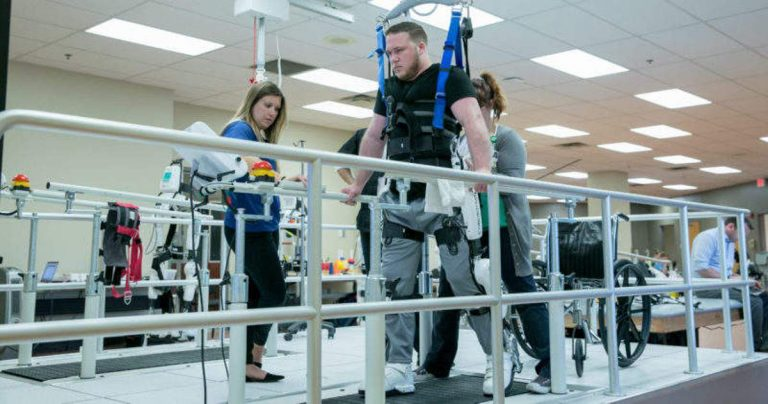 A bélműködésre is jótékonyan hat az exoskeleton